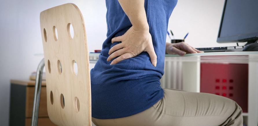 Dolor de espalda: malas posturas
