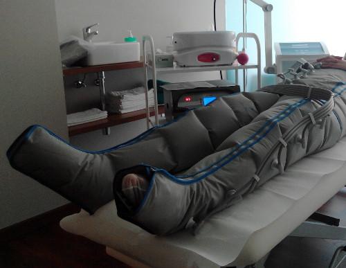 Presoterapia: un tratamiento no solo para deportistas